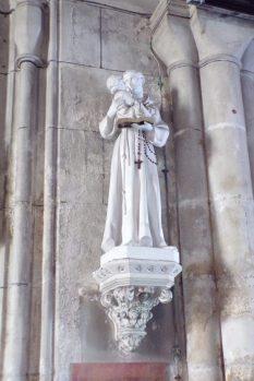Javrezac - L'église Saint-Pierre - Saint-Antoine de Padoue (22 juin 2017)