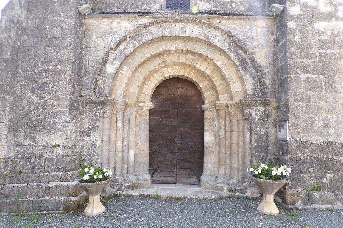 Mareuil - L'église Notre-Dame (15 juin 2017)
