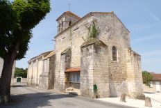 Eglise de Plaizac (15 juin 2017)