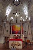 Sigogne - L'église Saint-Martin - L'autel (15 juin 2017)