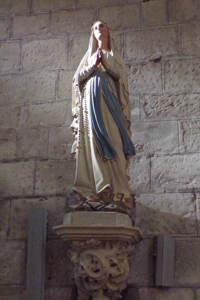 Sigogne - L'église Saint-Martin - Notre-Dame de Lourdes (15 juin 2017)