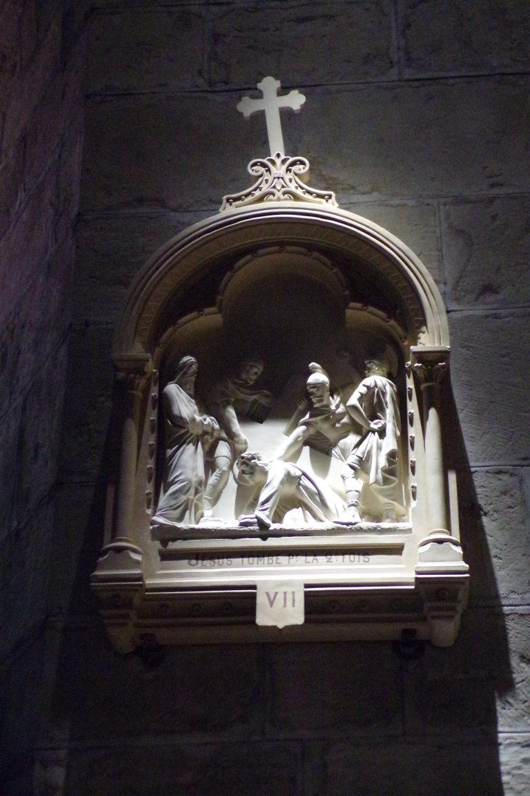 Sigogne - L'église Saint-Martin - Le chemin de croix (15 juin 2017)