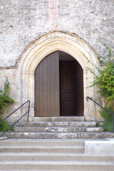 Sonneville - L'église Saint-Pierre (15 juin 2017)