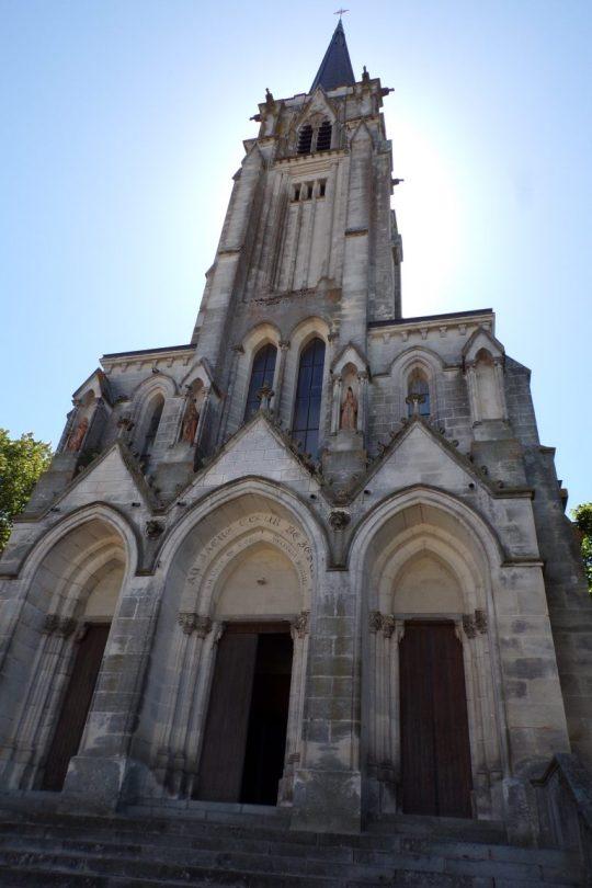 Eglise du Sacré-Coeur (17 juin 2017)