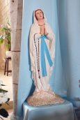 Mérignac - L'église Saint-Pierre - Vierge Miraculeuse (10 juin 2017)