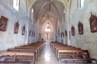 Mérignac - L'église Saint-Pierre - Vue de l'entrée (10 juin 2017)
