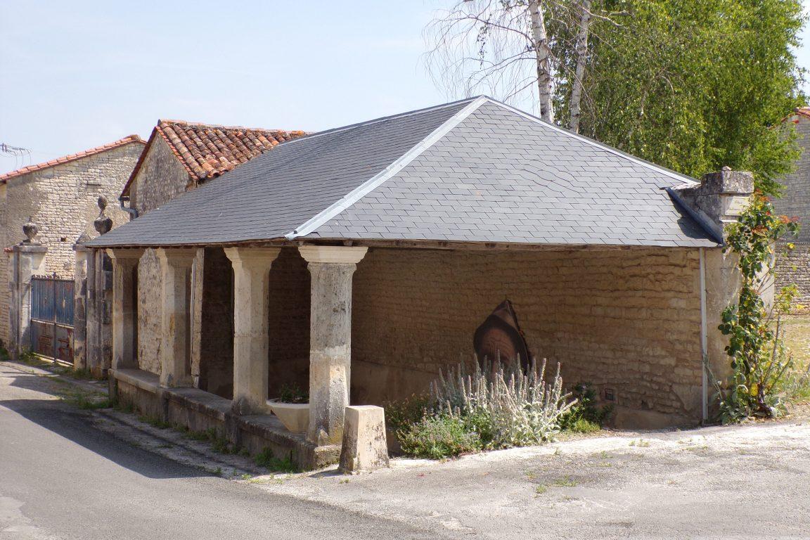 Mareuil - Le lavoir (15 juin 2017)