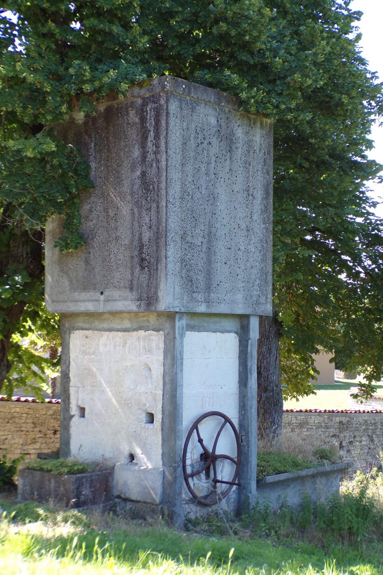 Mérignac - La fontaine d'Orlut (10 juin 2017)