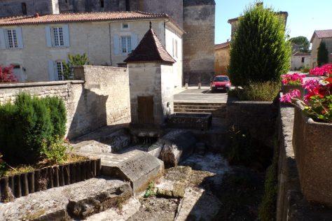 Mérignac - Le lavoir du Grand Puits (10 juin 2017)