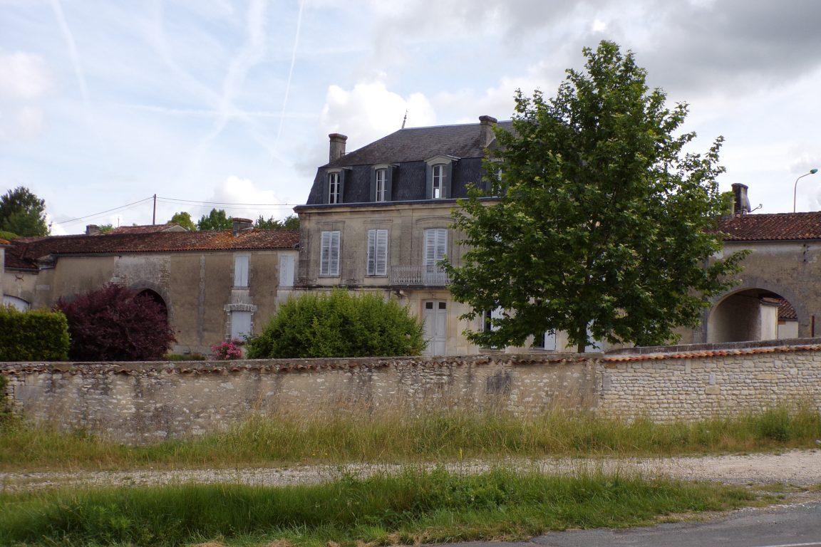 Saint-Laurent de Cognac - Le moulin de Saint-Laurent (4 juin 2017)