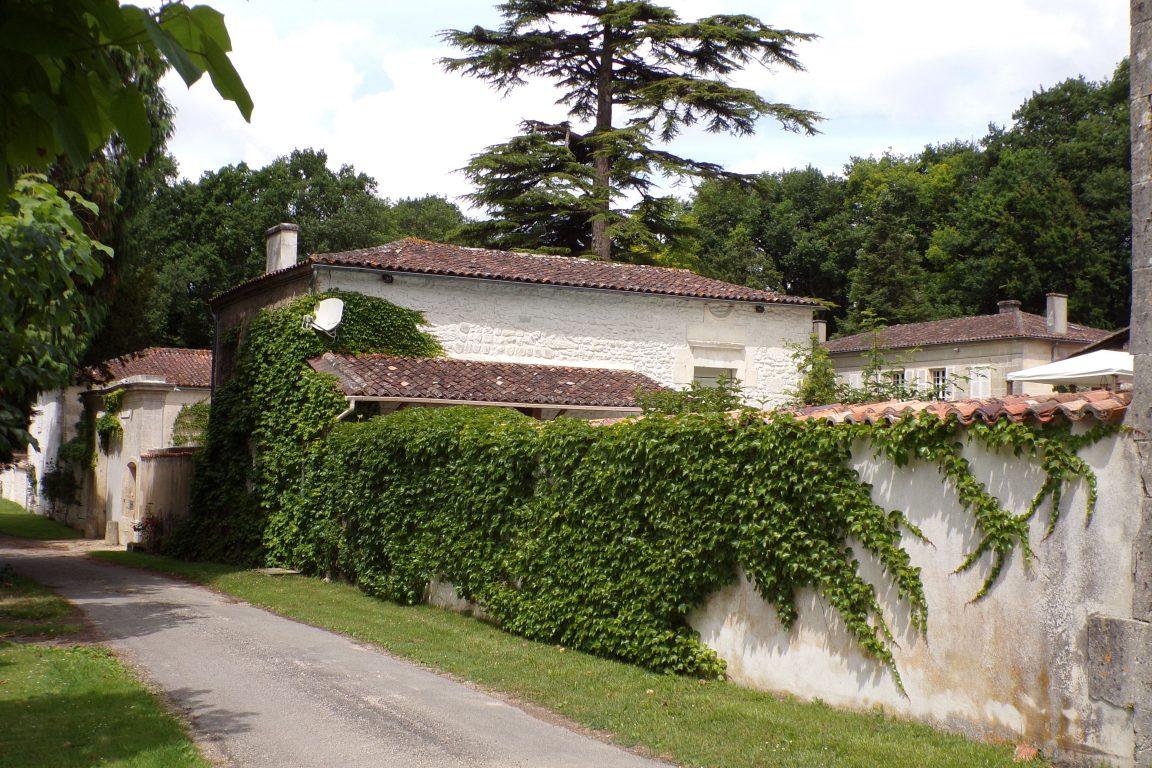 Saint-Laurent de Cognac - Le logis de Bois-Menu (4 juin 2017)
