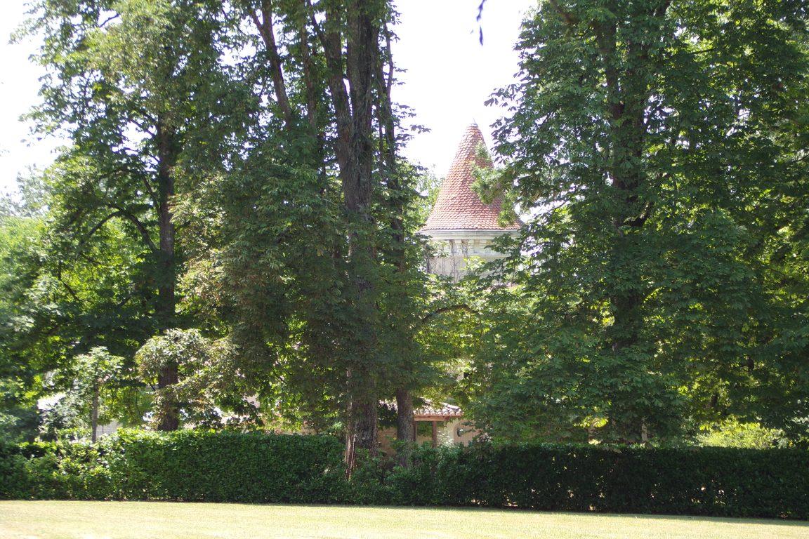 Mérignac - Le logis de Lafont (15 juin 2017)