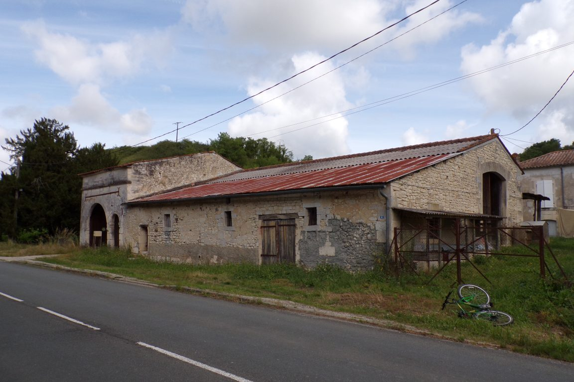 Saint-Laurent de Cognac - Le logis Douzillet (4 juin 2017)