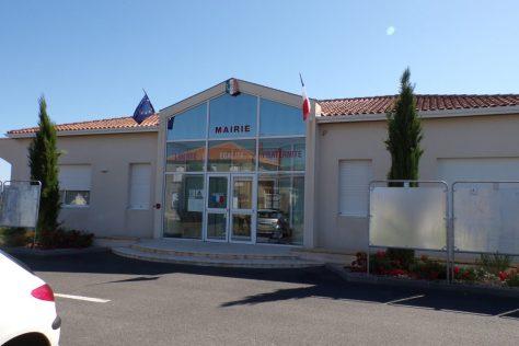 Mairie de Chassors (17 juin 2017)