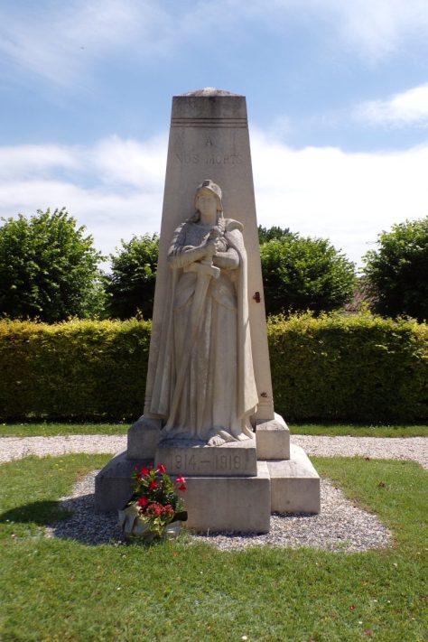 Monument aux morts (12 juin 2017)