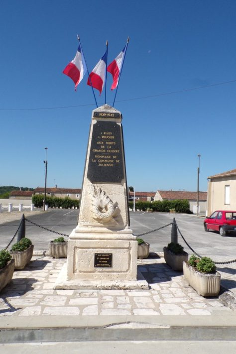 Monument aux morts de Julienne (17 juin 2017)