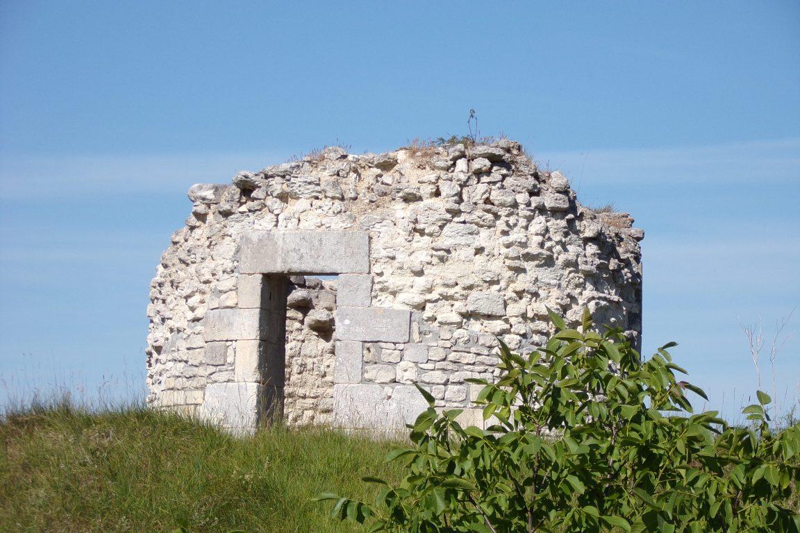 Chérac - Le moulin Chez Landart (8 juin 2017)