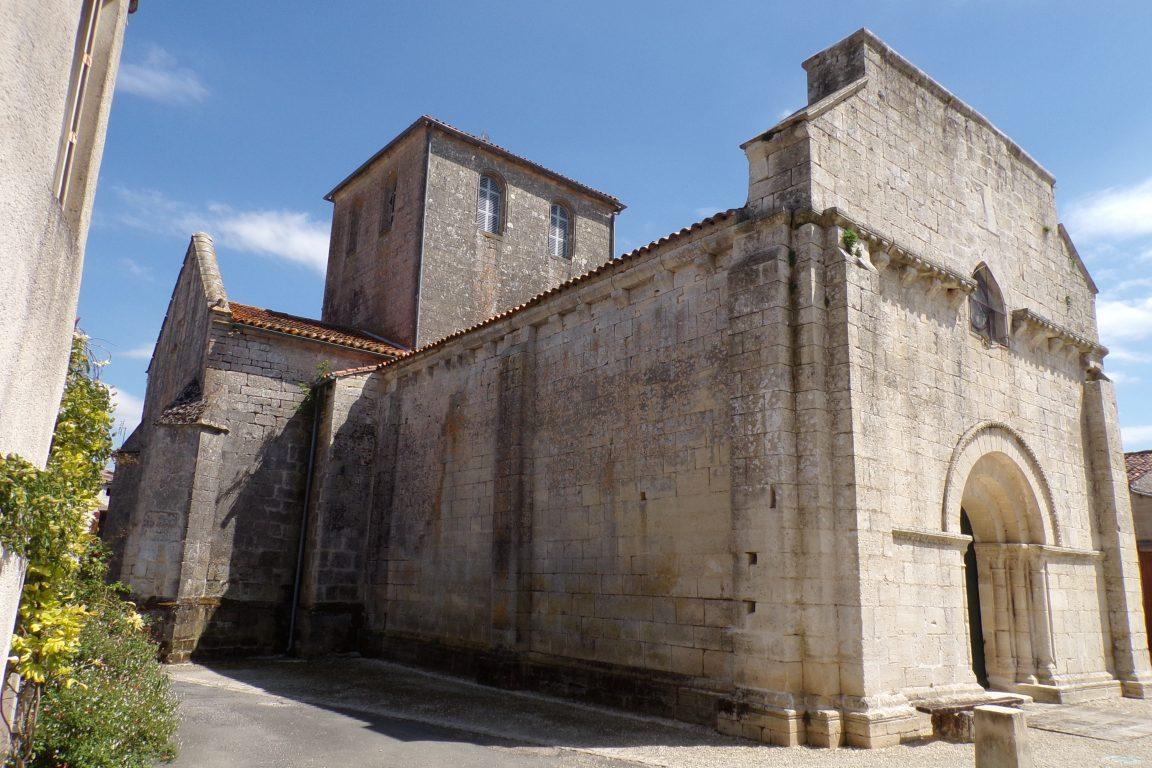 Neuvicq-le-Château - L'église Saint-Martin (12 juin 2017)