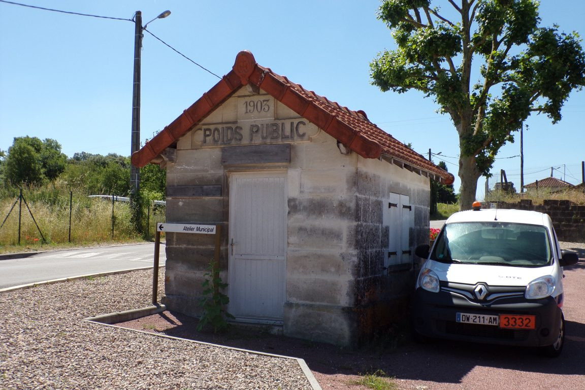 Saint-Même les Carrières - Poids public (10 juin 2017)