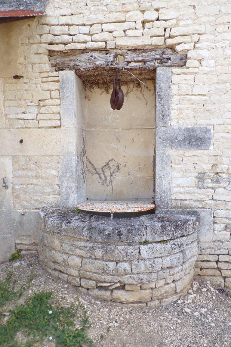 Réparsac - Le puits (12 juin 2017)