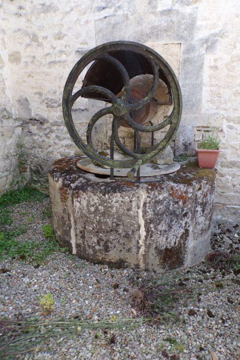 Fleurac - Un puits (15 juin 2017)
