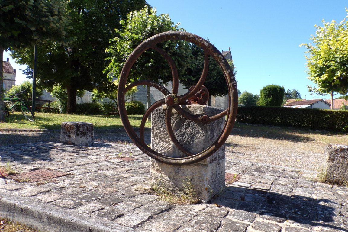 Gimeux - La fontaine (4 juillet 2017)