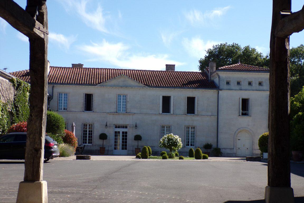 Salignac sur Charente - Le logis de Prunelas (4 juillet 2017)