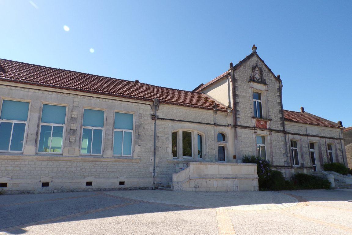 Gimeux - La mairie (4 juillet 2017)