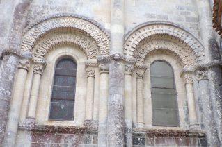 Matha - L'église Saint-Pierre de Marestay (21 juillet 2017)