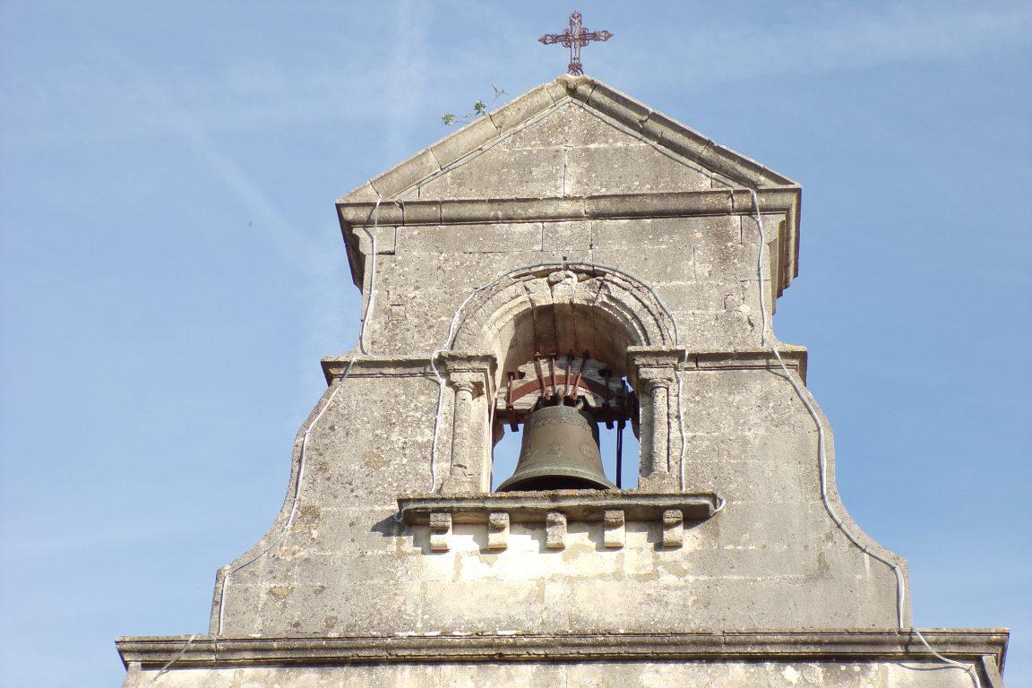 Thors - L'église Sainte-Madeleine - Le clocher (24 septembre 2017)