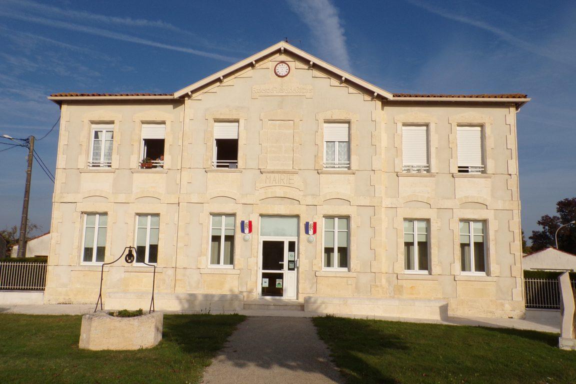La Mairie de Mesnac (24 septembre 2017)
