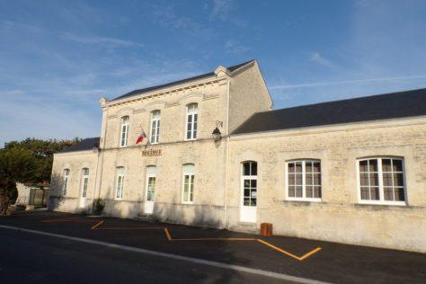 La Mairie de Thors (24 septembre 2017)