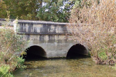 Pont de Montignac (15 octobre 2017)