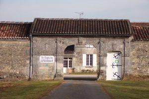 Cherves-Richemont - Le logis du Coudret (21 novembre 2017)