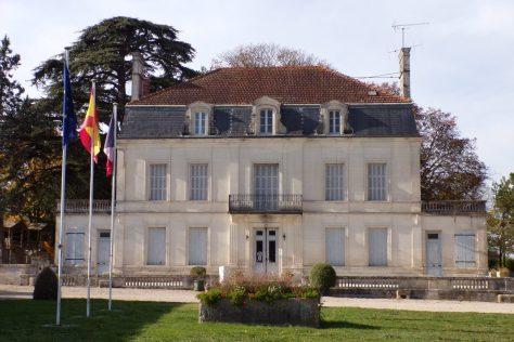Genté - Mairie (1 novembre 2017)