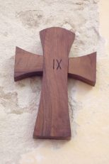 Lignières-Sonneville - L'église Notre-Dame - Le chemin de croix (1 novembre 2017)