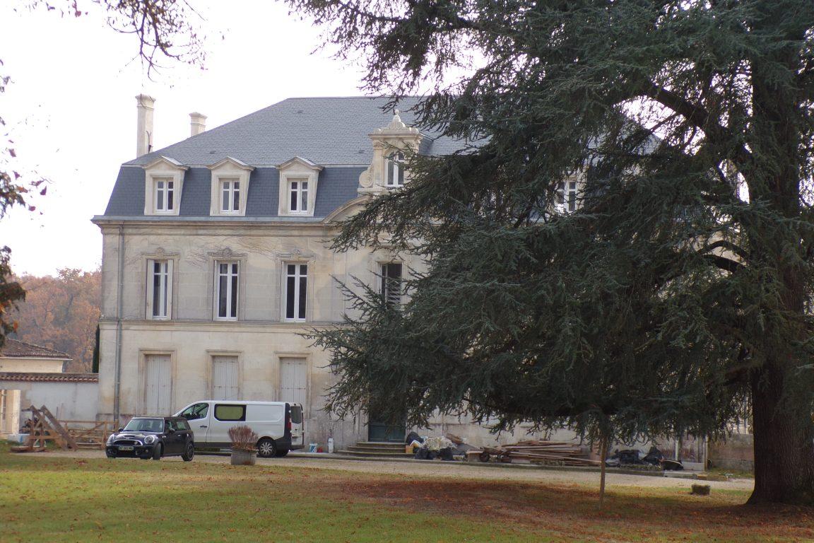 Louzac-Saint-André - Bois-Roche (21 novembre 2017)