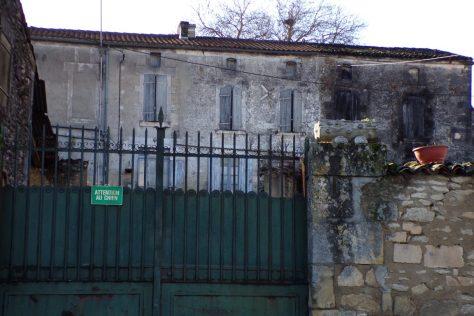 Saint-Laurent de Cognac - La Pommeraie (11 janvier 2018)
