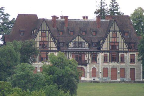 Cherves-Richemont - Le château de Chanteloup (2 juillet 2017)