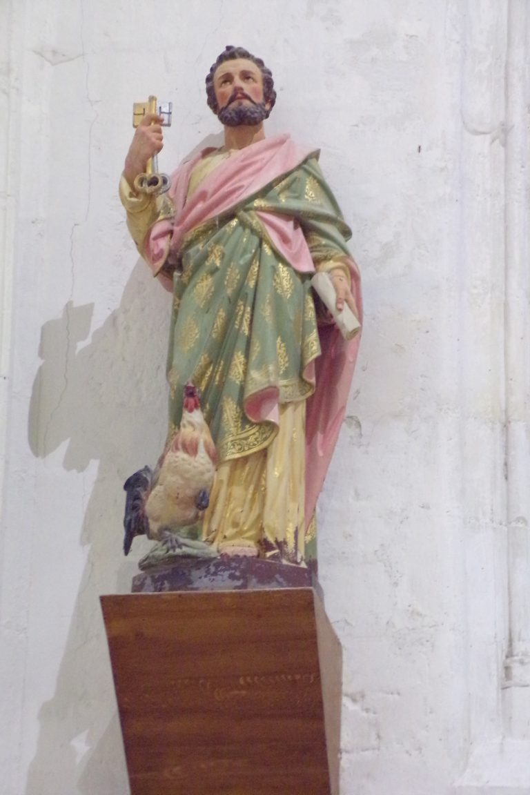 Sonnac - L'église Saint-Etienne (2 janvier 2018)