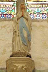 Sonnac - L'église Saint-Etienne - Notre-Dame de Lourdes (2 janvier 2018)