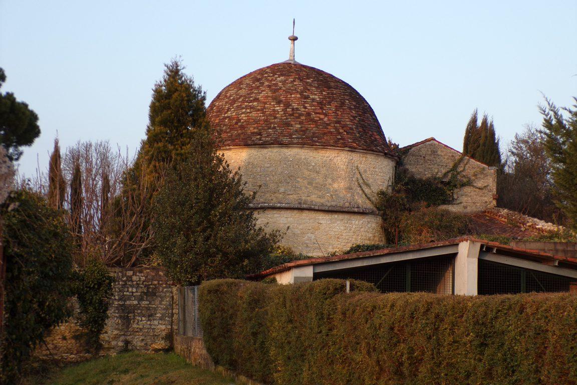 Boutiers-Saint-Trojan - Le château à Solençon (23 février 2018)