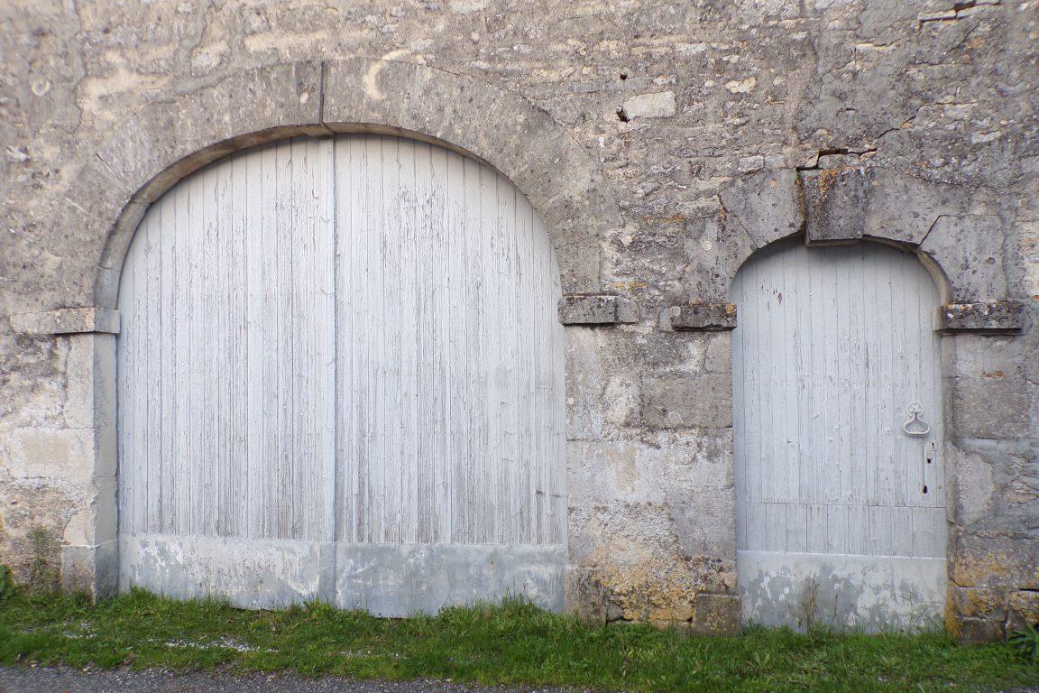 Bréville - Portail à la Coudre 1823 (23 février 2018)