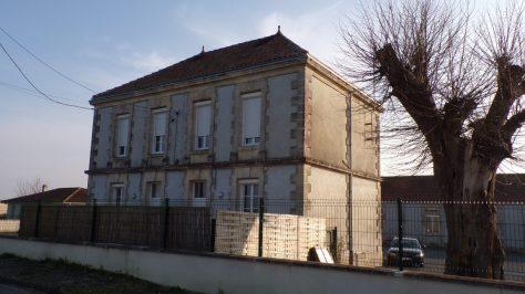 Cherves-Richemont - l'école à Orlut (24 février 2018)