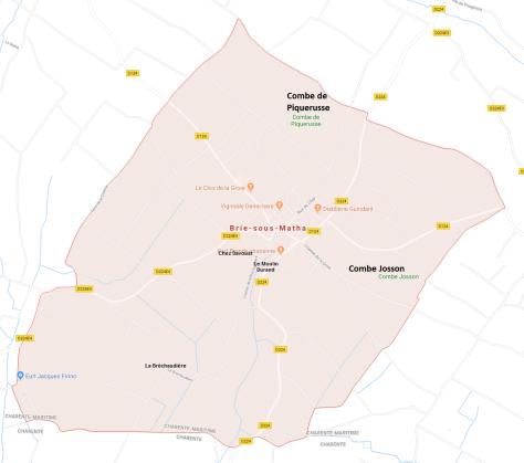 Hameaux de Brie-sous-Matha
