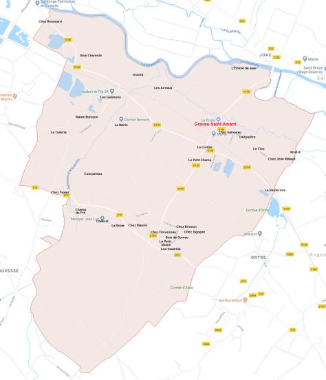 Hameaux de Graves-Saint-Amant