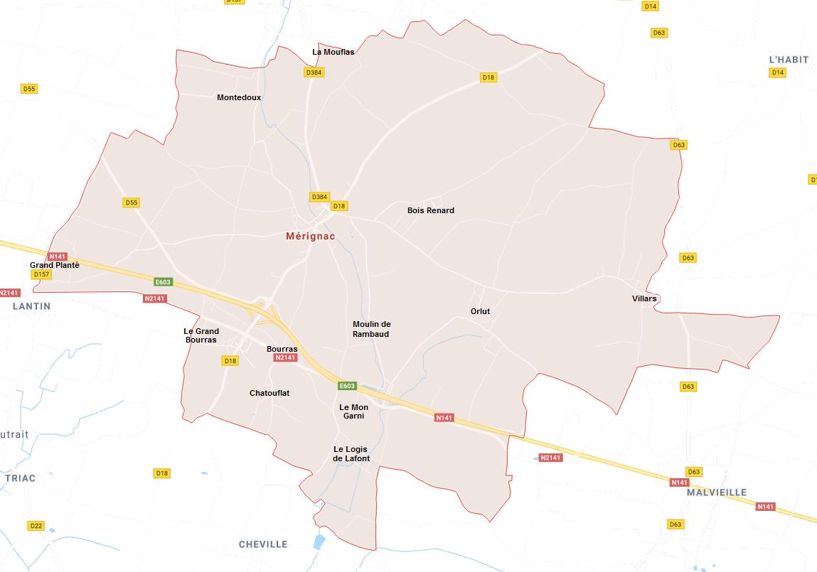 Hameaux de Mérignac