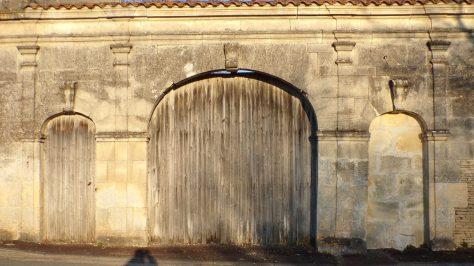 Portail au Marais - daté 1830 (27 février 2018)