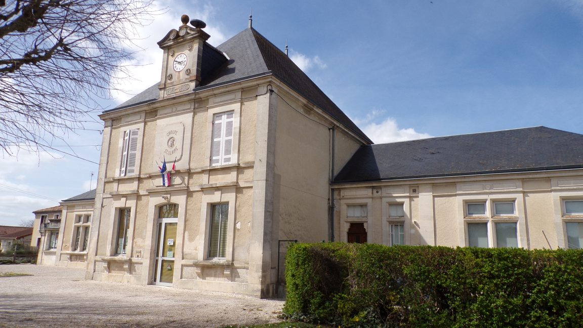 Ars - Ancienne mairie (5 avril 2018)