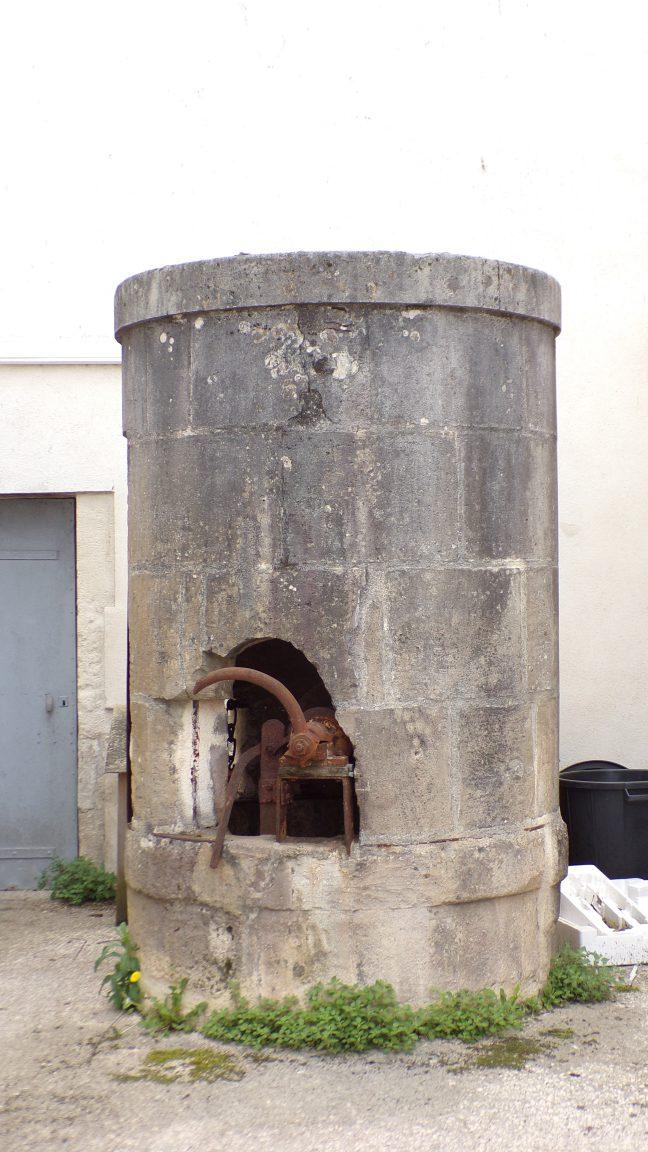 Boutiers - Un puits (23 avril 2018)